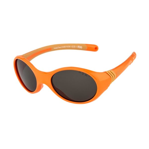 Mokki Sunglasses for kids, MO3026 - ORANGE