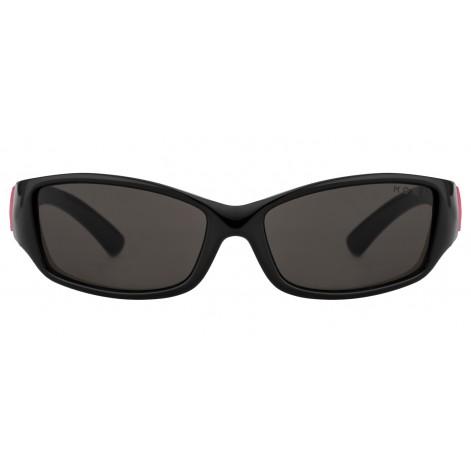 Mokki Sunglasses for kids #3033 - black - pink
