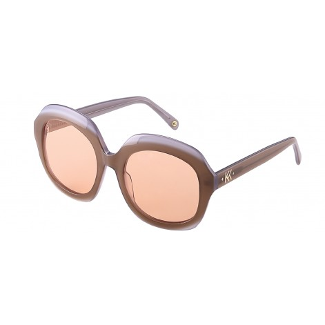 Mokki Sunglasses for woman #2272 light brown