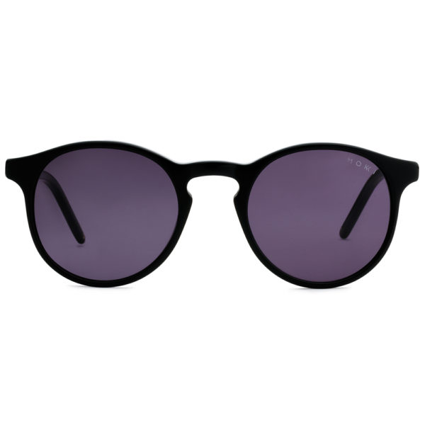 Mokki Sunglasses for men and woman, MO2208 Black