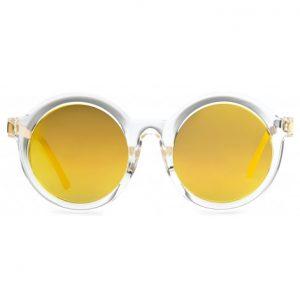 Mokki Solbrille #2216 Tranparente brillerammer