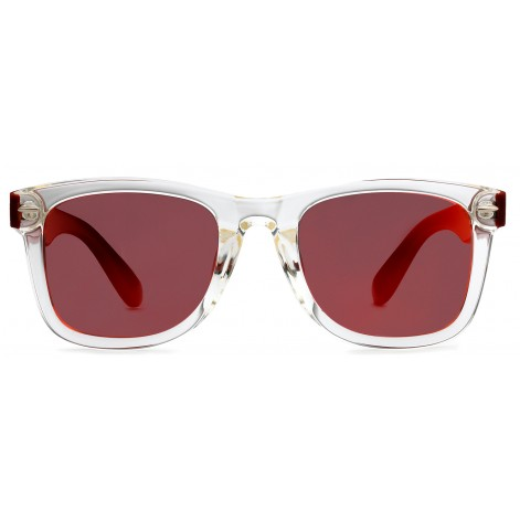Mokki Sunglasses for men and woman #2217 - red