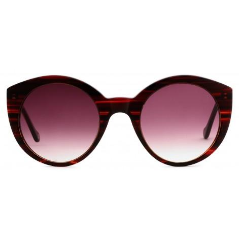 Mokki Solbrille #2203 rød