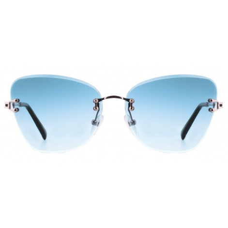 Mokki  Sunglasses for men and woman  #2270 - blue