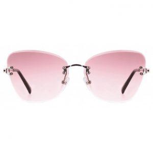 Solbrille #2270 Mokki rammeløse