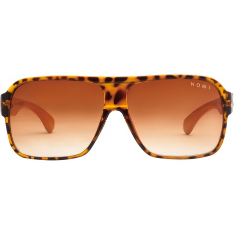Mokki Sunglasses for men and woman #2137 - yellow - wood