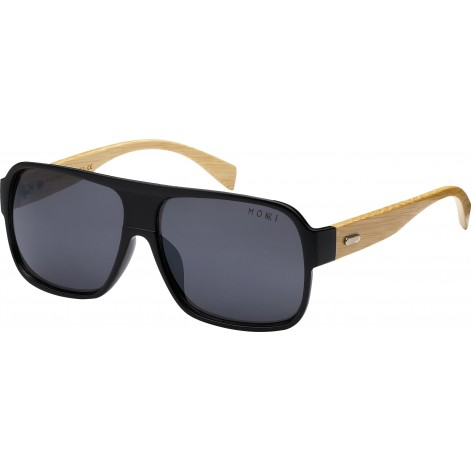 Mokki Sunglasses for men and woman #2137 - brown - wood