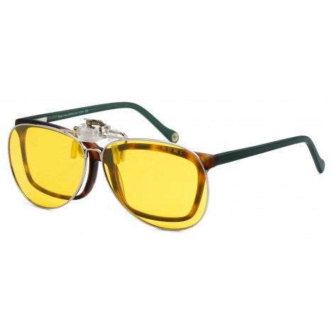 Mokki Sunglasses clip for men woman  #2232 - yellow