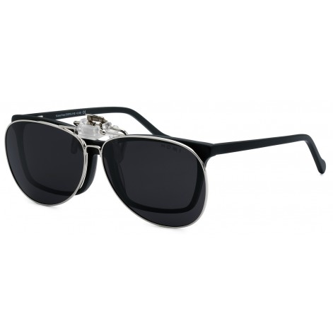 Mokki Sunglasses clip for men woman  #2232 - black