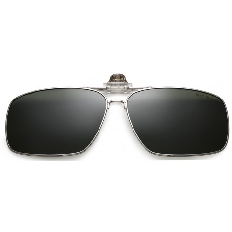 Mokki Sunglasses clip for men woman  #2233 - black