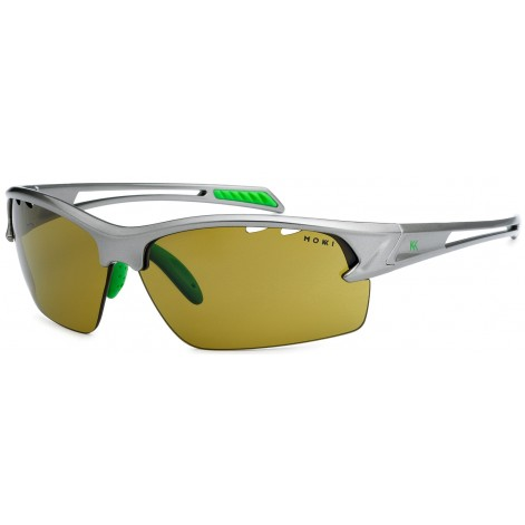 Mokki Sport Sunglasses for men and woman #2225 - silver