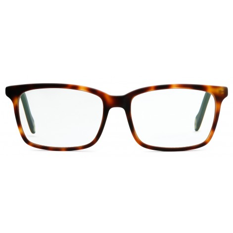 Mokki Reading glasses #4083A - brown