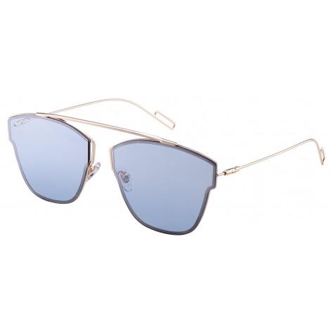 Mokki Sunglasses for men woman  #2251 - blue