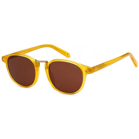 Mokki Sunglasses for men and woman #2207 - yellow