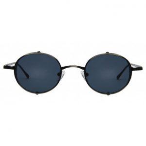 Mokki Solbrille #2282 i svart