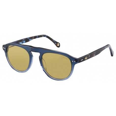 Mokki Sunglasses for men and woman #2263 blue polarized
