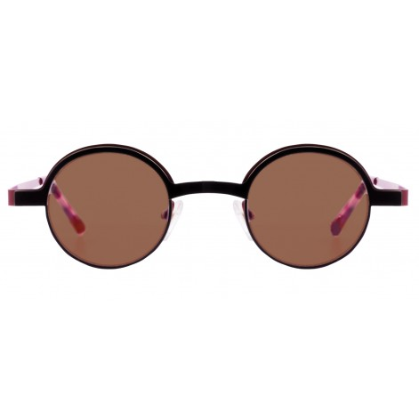 Mokki Sunglasses for men and woman #2268 round red