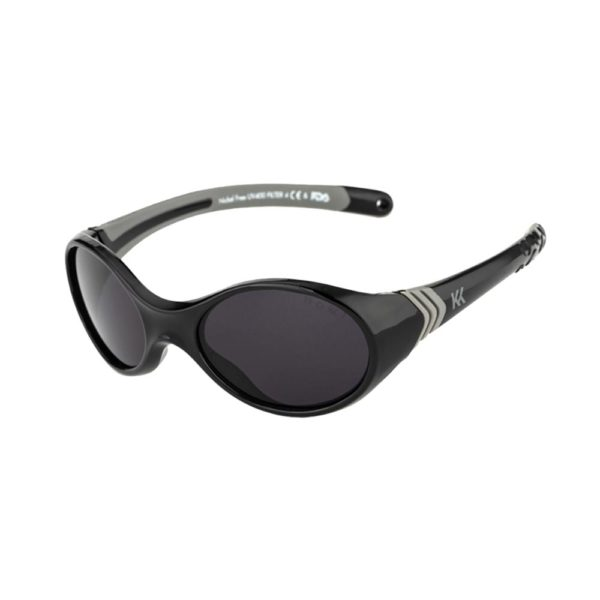Mokki Sunglasses for kids, MO3025 - Black