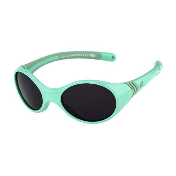 Mokki Sunglasses for kids, MO3025 - Turquoise