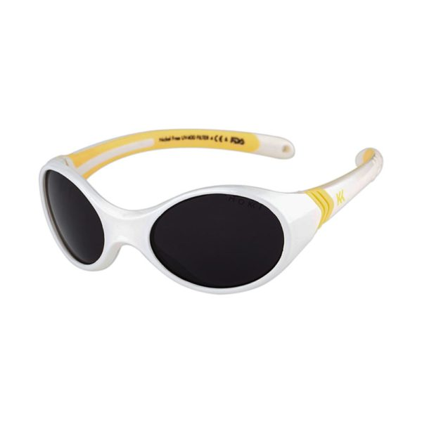 Mokki Sunglasses for kids, MO3025 - WHITE