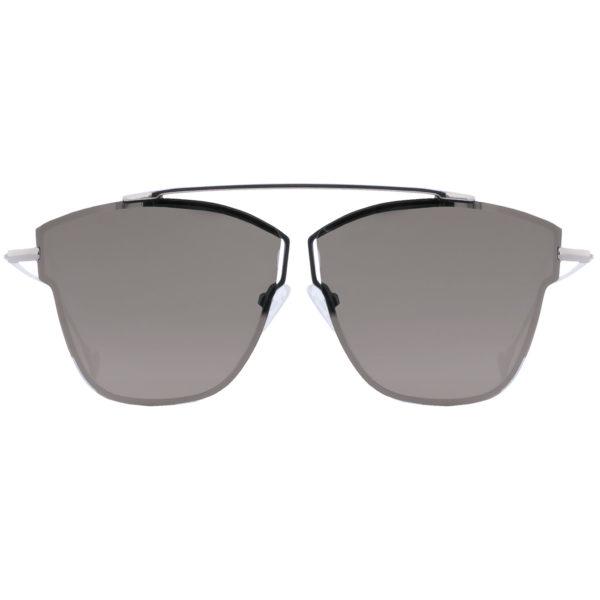 Mokki solbriller 18k gullbelagt for mann og dame #2266-svart